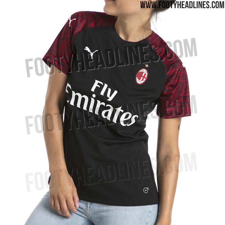 A New Milan - Puma AC Milan 2018-19 Home 2c76440a0