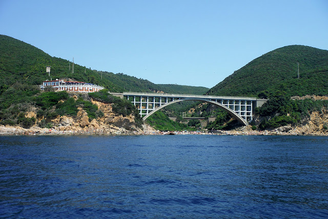 Calignaia bridge, Livorno