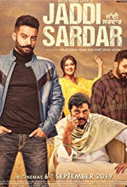 Jaddi Sardar 2019 Punjabi 720p WEBRip