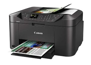 Canon MAXIFY MB2060 Driver and Manual Download