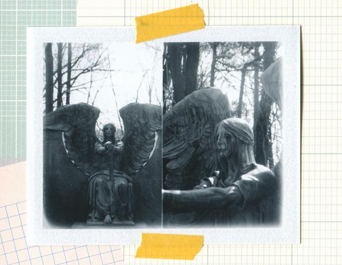 cleveland, film, instant photo