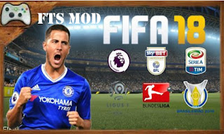 fts 18 fifa apk Terbaru For ANdroid data