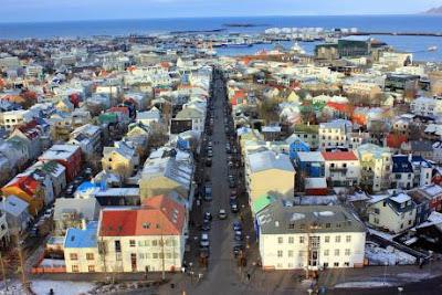 Sulle strade di Reykjavik