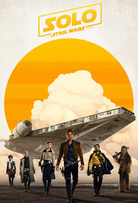 Fandango Exclusive Solo A Star Wars Story Movie Poster