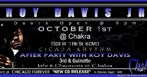 phocas net: chicago forever kc cd release party