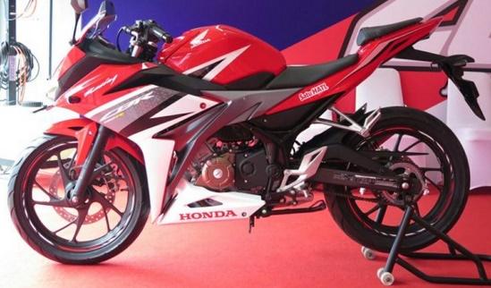 Spesifikasi dan Harga Resmi All New Honda CBR150R