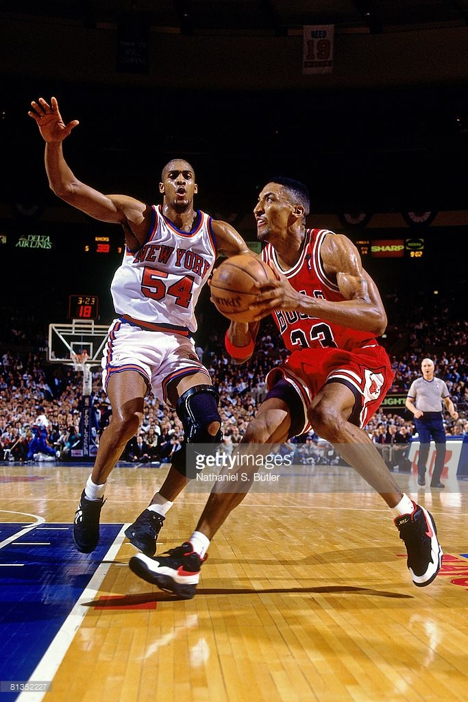 Eyes On NBA: Scottie Pippen's ...