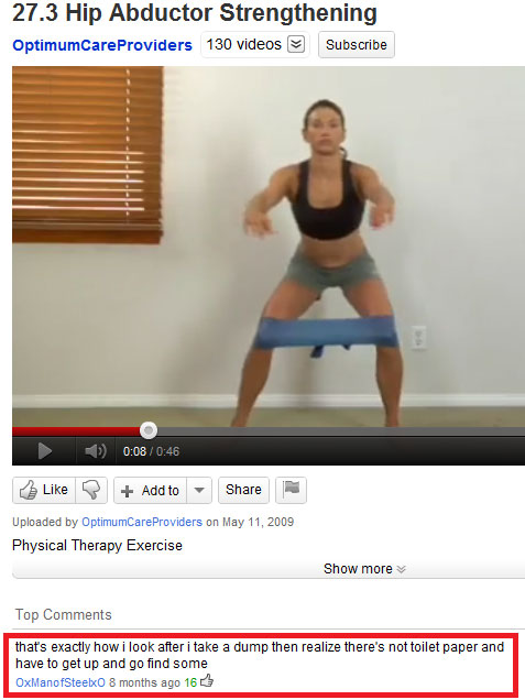 physical therapy exercise