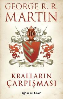 George R. R. Martin - Buz ve Ateşin Şarkısı 2 - Kralların Çarpışması