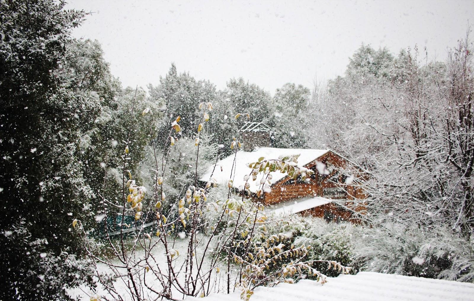 Bariloche invierno