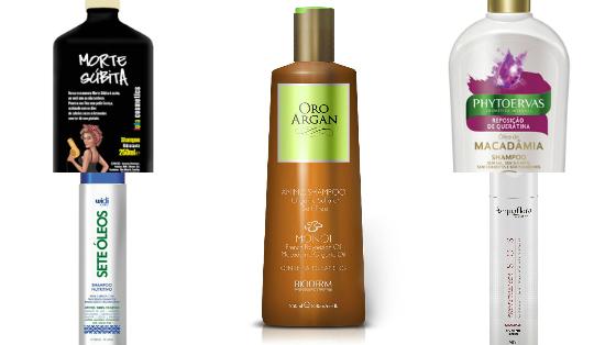 shampoos low poo cabelos ressecados