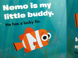 finding dory hello dory board book