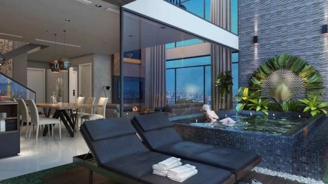 biệt thự sunshine sky villas