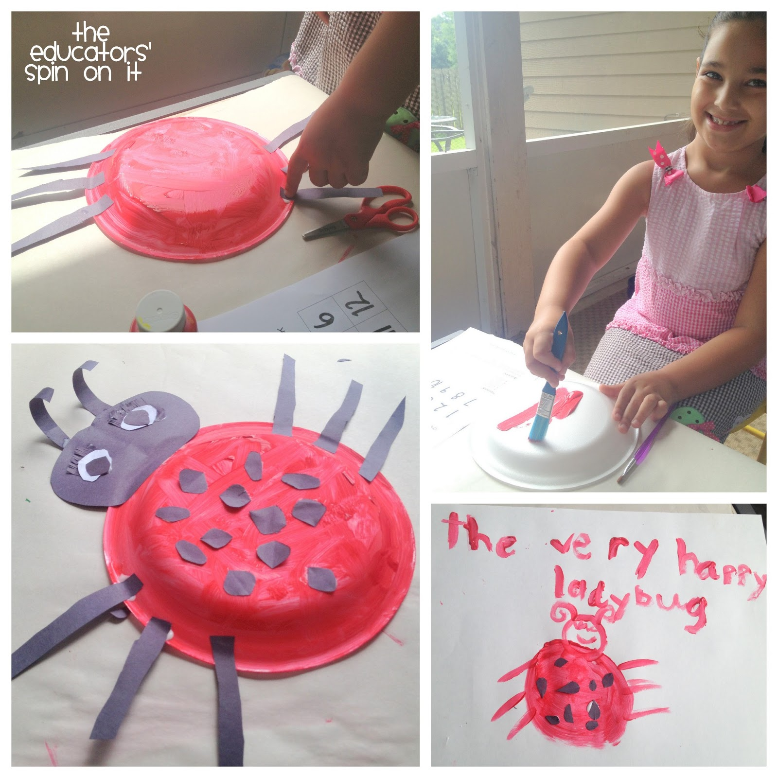 Toddler Approved Simple Bug Week Activities