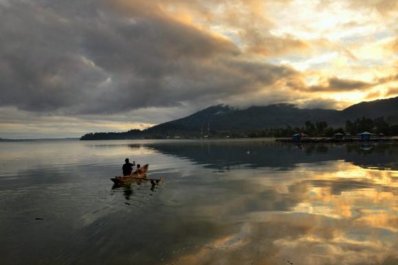 Danau Ranau Lampung Barat Liwa