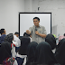 Deng Ical Berbagi Pengalaman Dengan Peserta KKLP Prodi Komunikasi Unifa