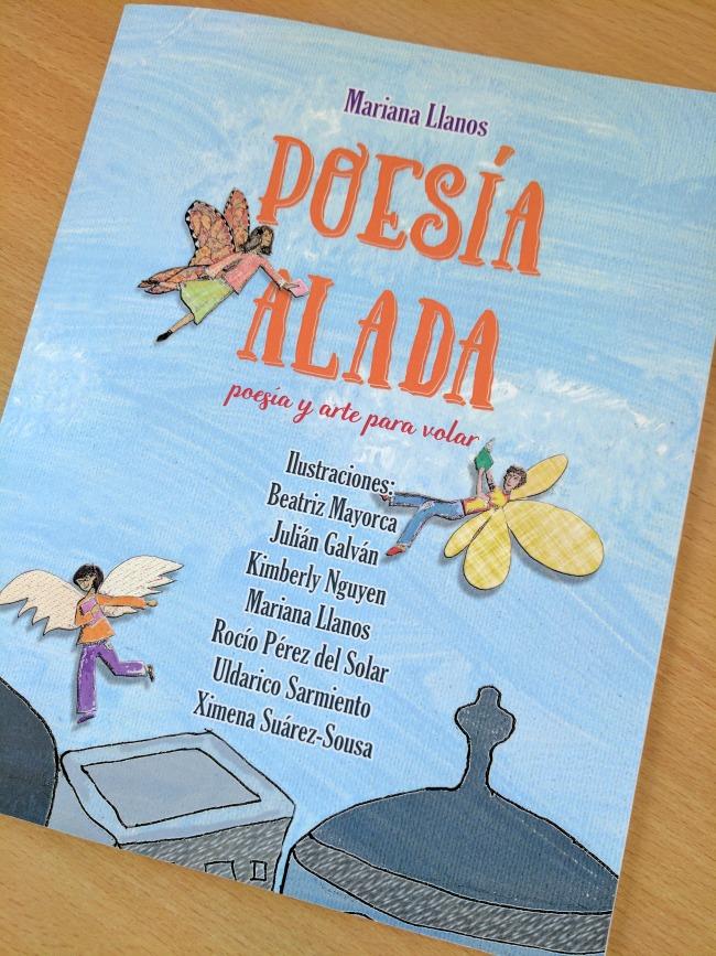 Poesía Alada: poesía y arte para volar