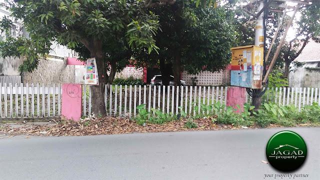 Tanah Dijual Tepi jalan Sorowajan Baru