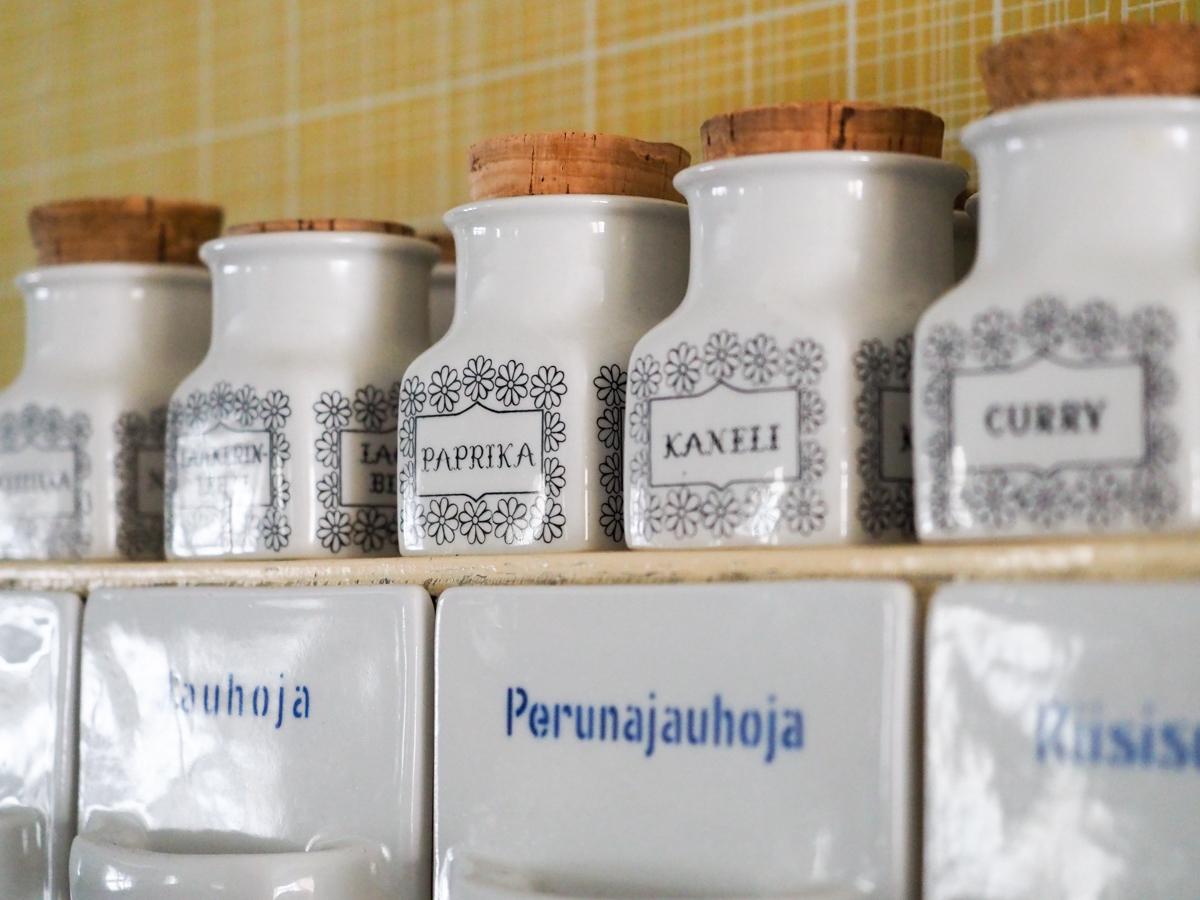 Arabian maustepurkit, Ulla procope, Esteri Tomula