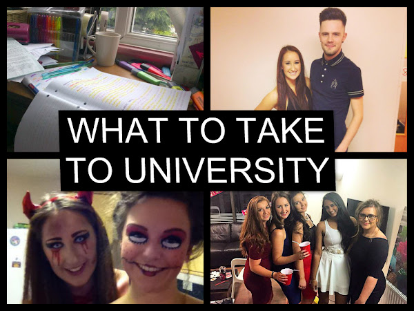 STUDENT SERIES: WHAT TO TAKE TO UNIVERSITY