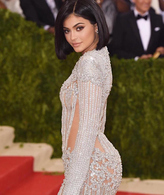 Look at What two reality TV stars Kylie and Kendall Jenner wore to NY Met Gala
