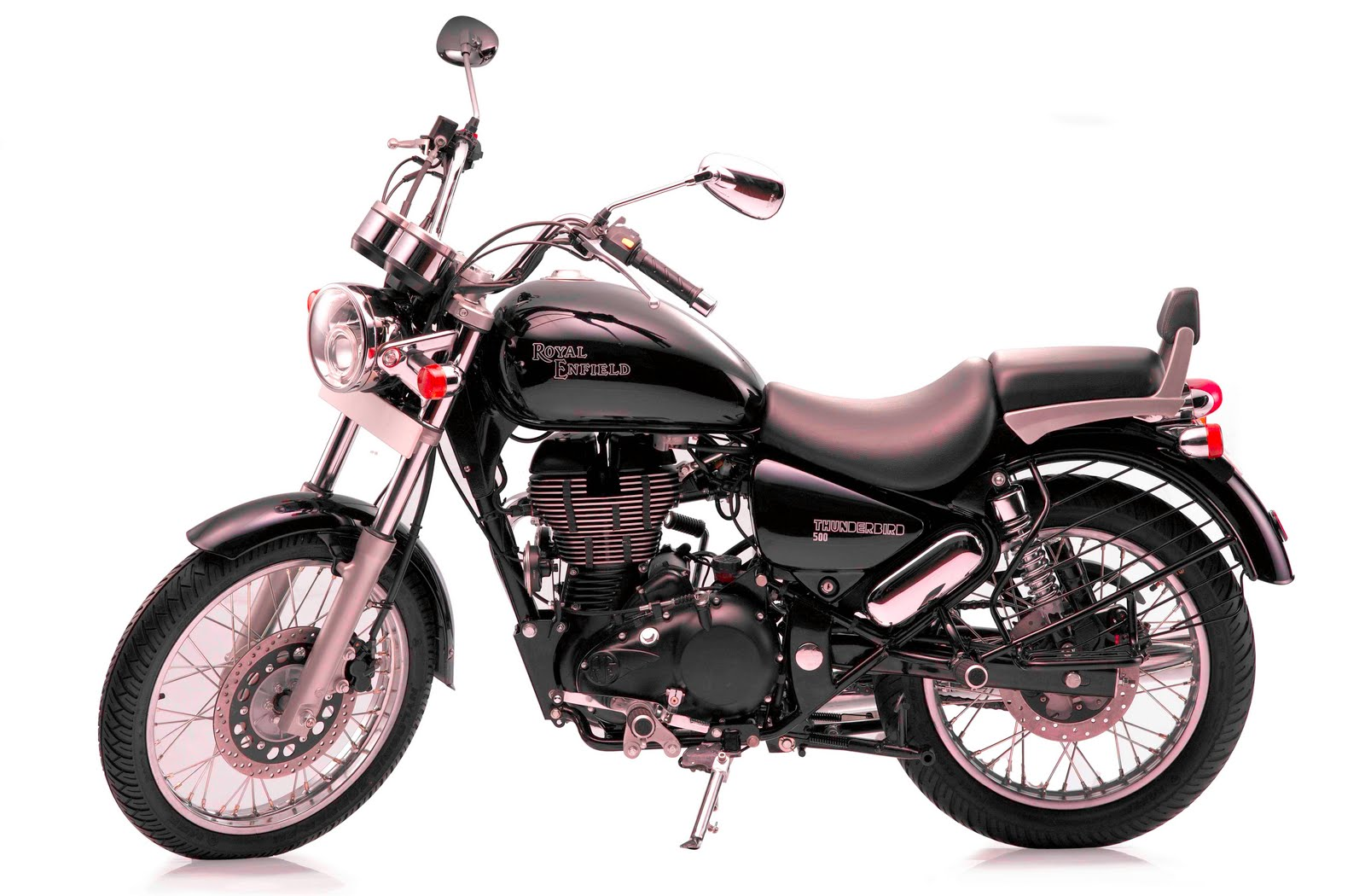 royal enfield thunderbird 500 launched bike chronicles of india. Black Bedroom Furniture Sets. Home Design Ideas