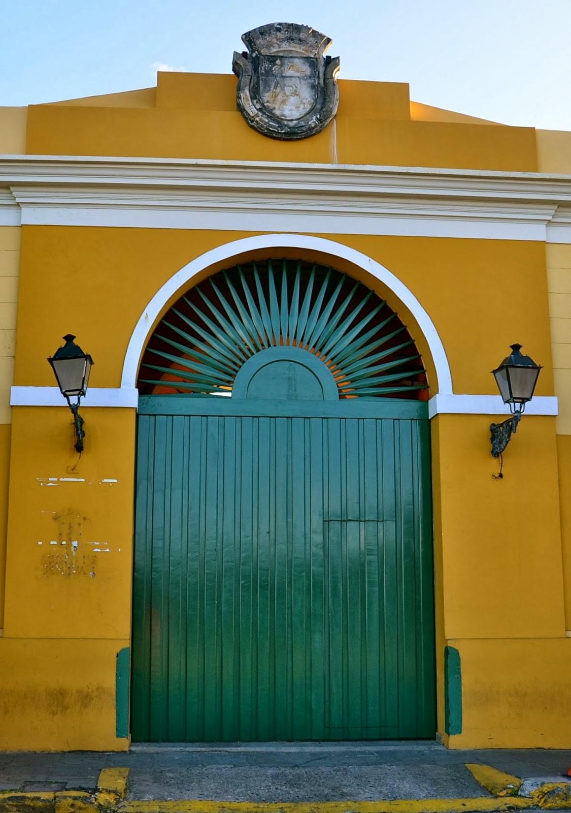 Wyattsailing The Doors Of Old San Juan