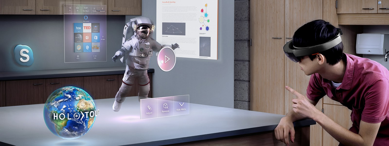 Microsoft-HoloLens-Mixed-Reality