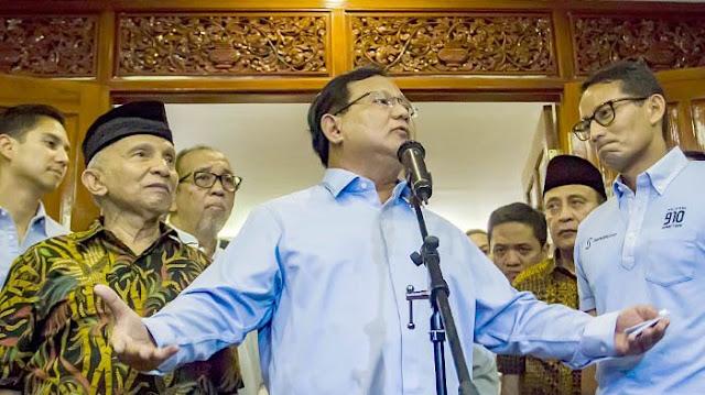 Zulkifli: Jadwal Prabowo Sangat Padat