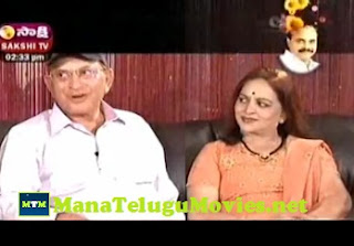 Chit Chat with Krishna & Vijaya Nirmala
