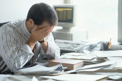 penyebab seseorang tidak fokus kerja