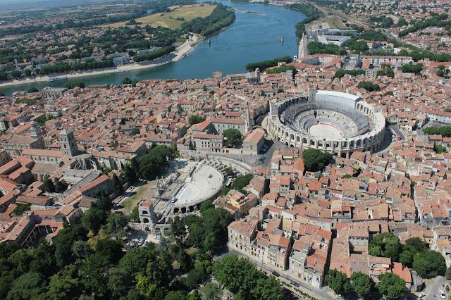 Chasse au trésor à Arles