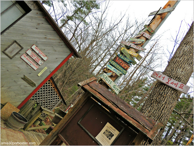 Parker`s Maple Barn