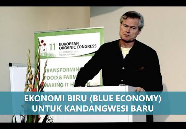Ekonomi Biru untuk Kandangwesi Baru