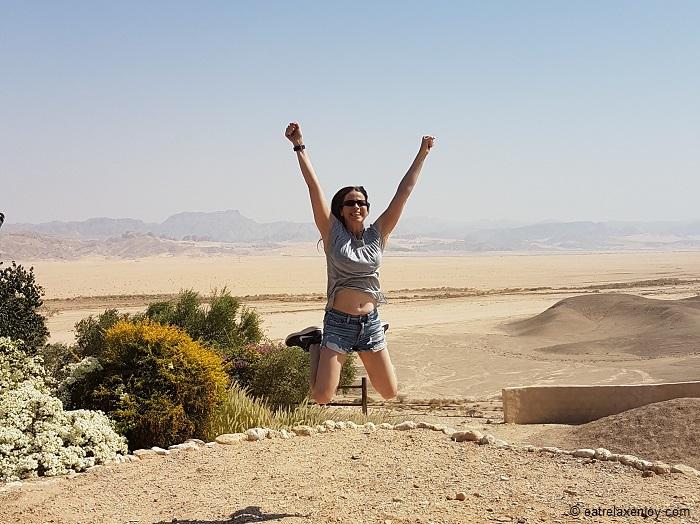 תיירות בערבה – לינה, אוכל ואטרקציות