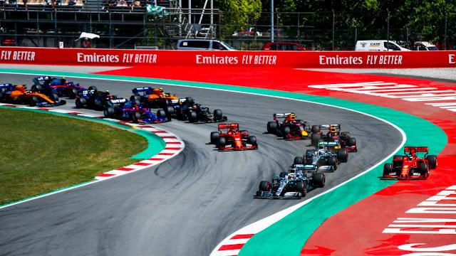 Formula 1 Emirates Gran Premio De España 2019-05-12