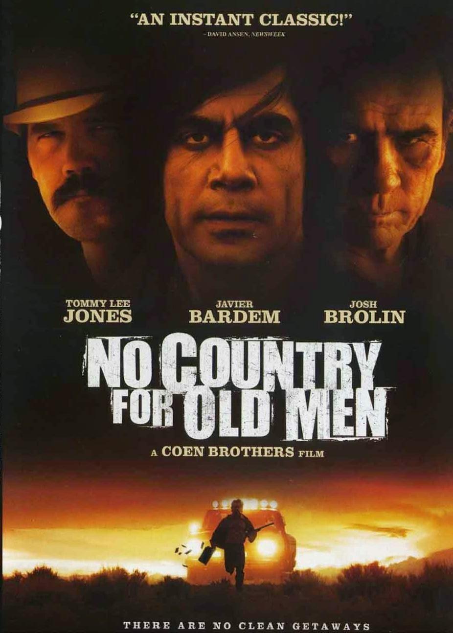 to nie jest kraj dla starych ludzi recenzja filmu coen brolin bardem jones