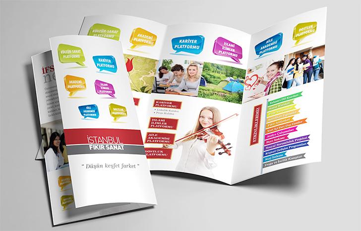 Broşür ile Çarpıcı Ürün ve Hizmet Tanıtımı Tüyoları