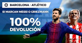 Paston Promoción Liga Santander Barcelona vs Atlético 4 marzo