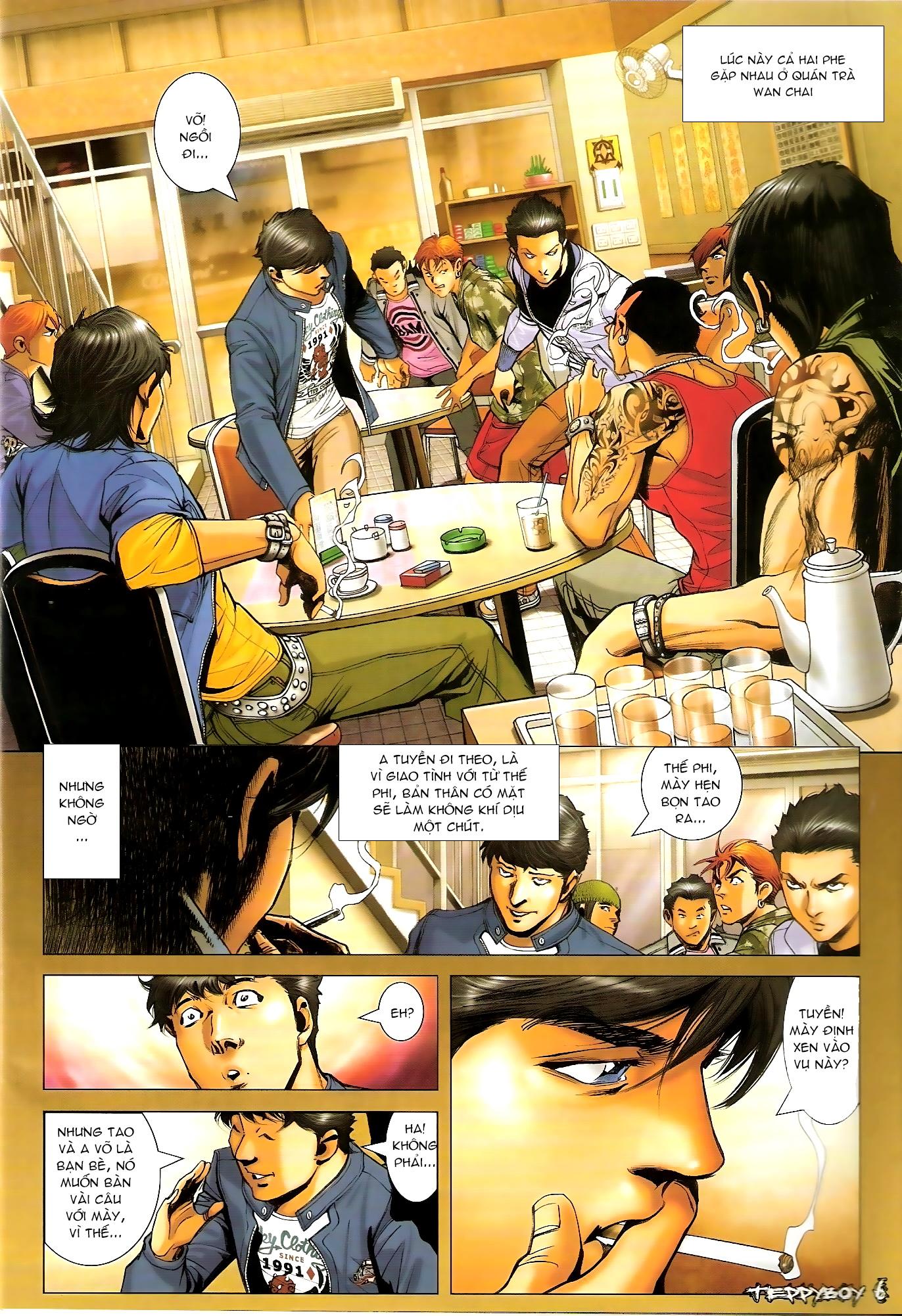 Người Trong Giang Hồ - Chapter 1293: Hạo Nam tái hiện - Pic 3