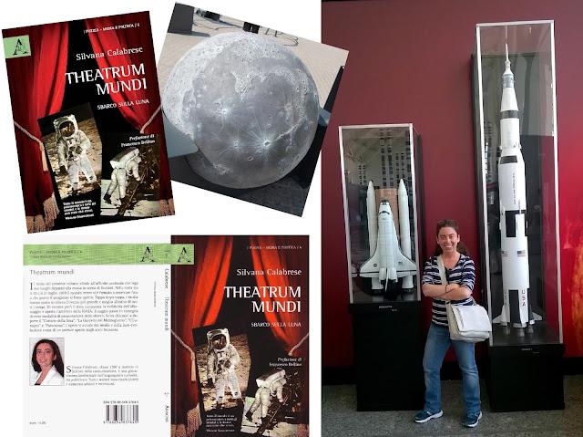 Silvana Calabrese Theatrum mundi. Sbarco sulla Luna