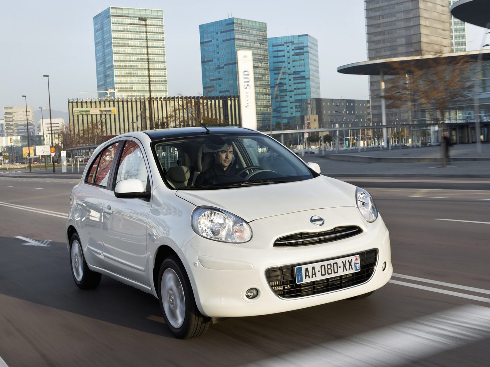2012 Nissan Micra Top Auto Review