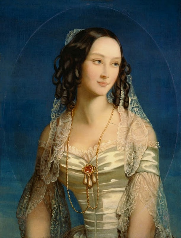 Portrait de Furstin Susupolt, Christina Robertson