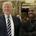 Donald Trump Host Kanye West At Trump Towers  [PHOTO+ VIDEO]