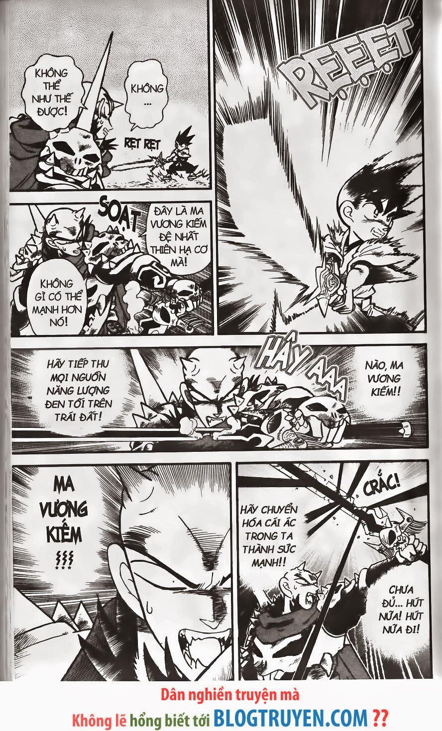 Yaiba chap 233 trang 18