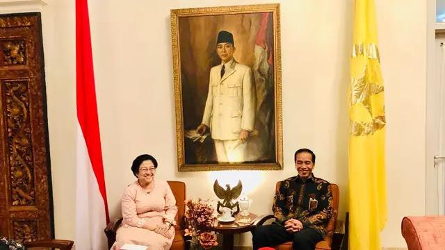 jokowi, megawati, pilpres, indonesia, pdip