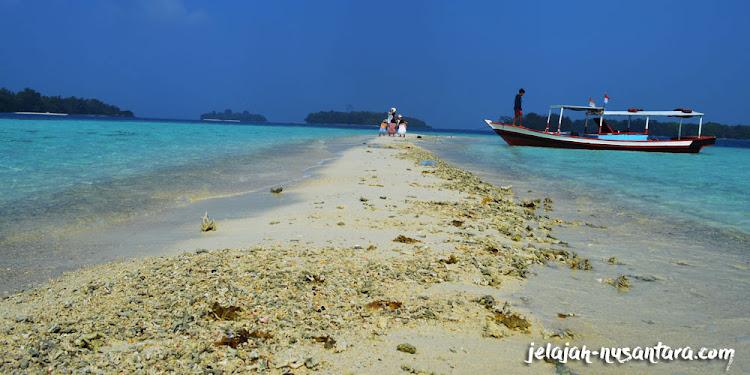 paket open trip murah pulau harapan 2 hari 1 malam