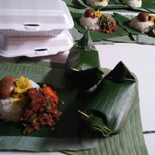 Nasi Bungkus Daun Nasi Bogana Murah Jakarta