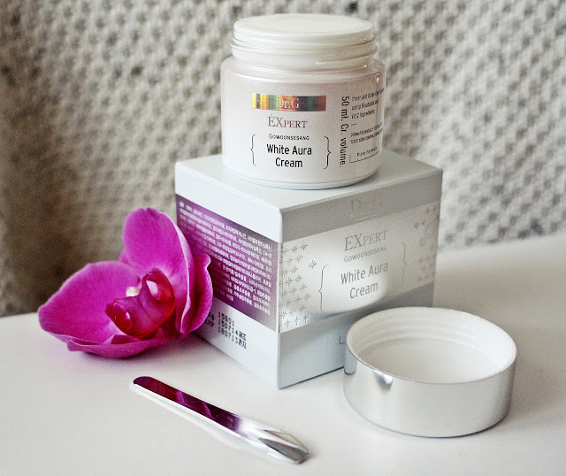 Dr.G Gowoonsesang White Aura Cream