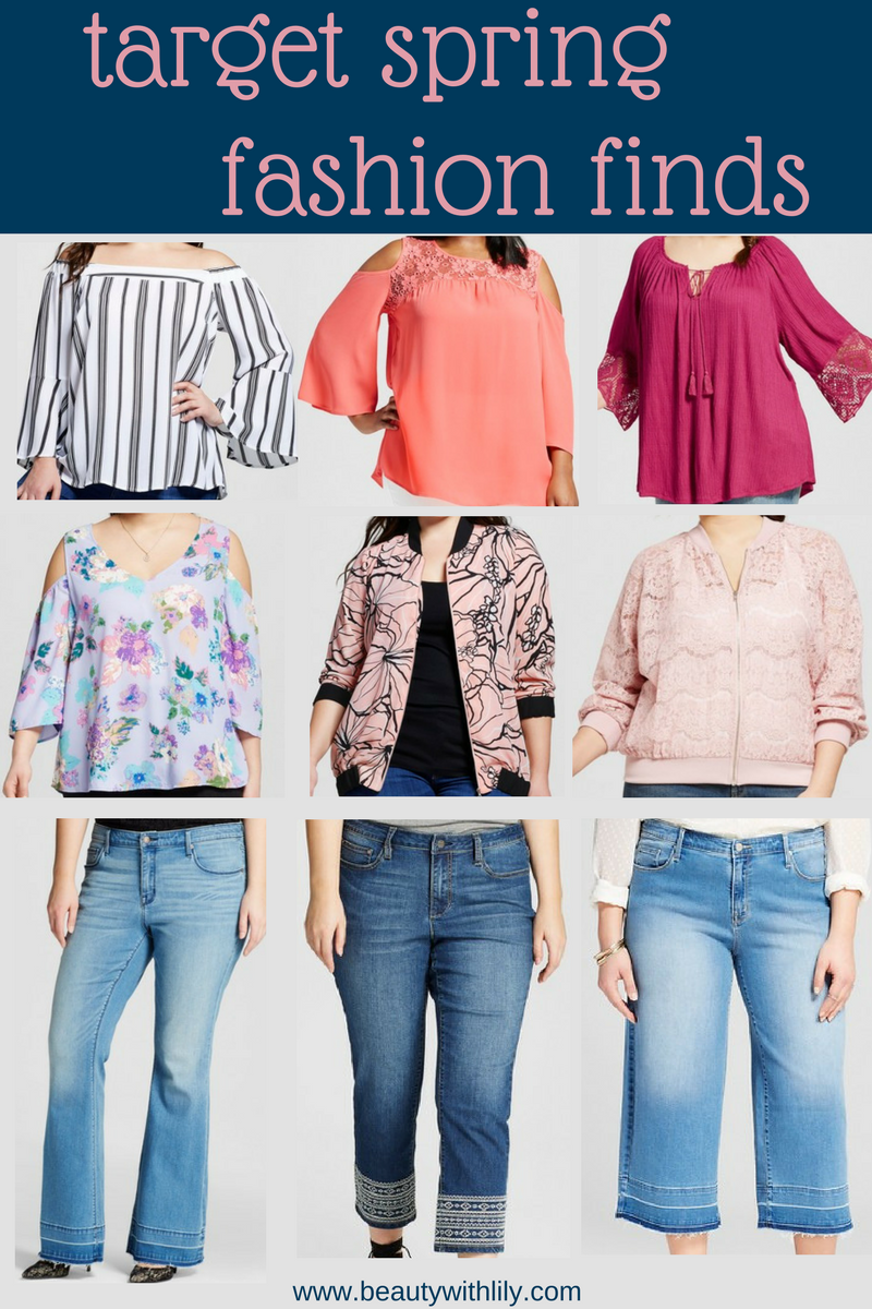 Spring Fashion // Target Fashion Finds // Affordable Spring Fashion | beautywithlily.com